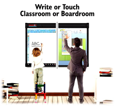 Telecommunication systems | Advanced Telcoms | white boards | touch